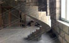 Бетонная лестница баринов осокорки