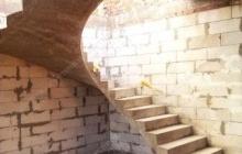 Строительство бетонной лестницы Бердичев
