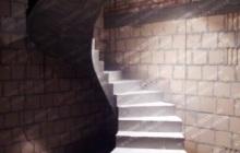 Бетонная лестница Ржищев
