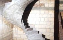 Изготовление бетонной лестницы Ржищев