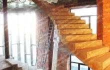 Голосеевка изгоовление бетонной лестницы на заказ