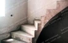Слободка изготовление бетонных ступеней