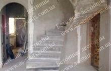 Бетонные ступени для дома из бетона