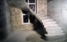 Черкасы лестница из бетона для дома