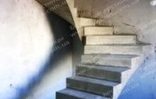 Изготовление бетонной лестницы в ЖК софия