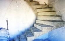 ЖК София лестница на 2 этаж
