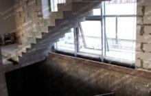 Изготовление прямых лестниц Лебедёвка
