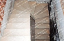 Маршевая лестница из бетона