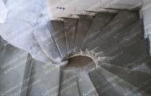 Монолитная лестница Ипень