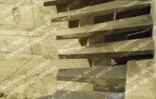 Лестница на косоуре из бетона