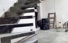 Лестница из бетона Подгорцы