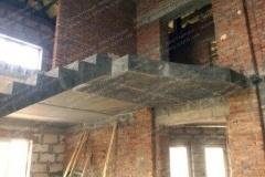 Строительство бетонной лестницы осокорки