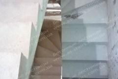 Бровары поворотная лестница в доме