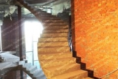 Голосеевка строительсвто бетонных лестниц в доме
