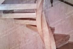 Рам эксклюзивная винтовая монолитная лестница