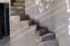 Ступени из бетона