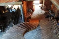 Железобетонная лестница Голосеевка