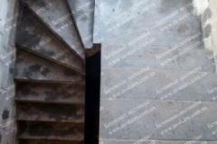 Дмитровычи поворотные ступени в доме