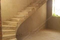 Изготовление лестницы из бетона Житомир