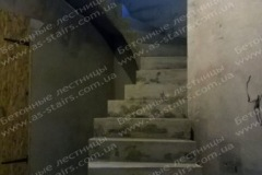 Житомир лестница из бетона на заказ