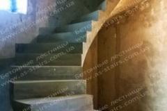 Озадовка строительство бетонной лестницы на 2 этаж