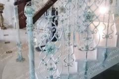 Рам дизайнерские перила для лестницы