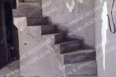 Ступени из бетона для дома