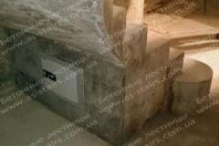 Черкасы строительство бетонной лестницы