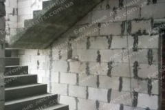 Строительство маршевой бетонной лестницы Вишенки