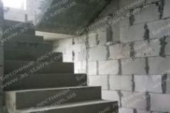 Вишенки ступени из бетона