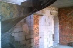 Бетонная лестница для дома Житомир