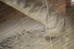 Буча изготовление лестницы из бетона