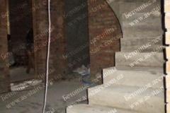 Изготовление монолитной лестницы Буча