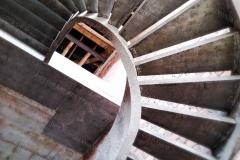 Строительство бетонной лестницы фото